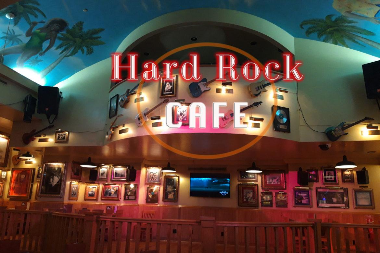 """本格的なショーまで楽しめる!「ハードロックカフェ」は""""グアム""""で行くべきです♡"""