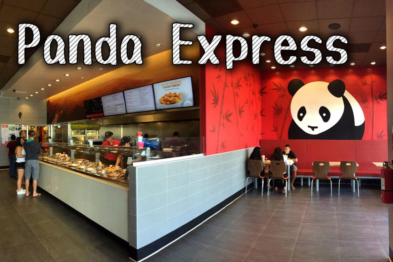 世界的に有名な中華料理をグアムで!フードコートの王様「パンダエクスプレス 」