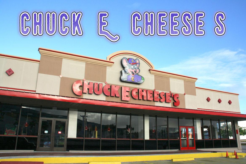 お子様に大人気!ゲームセンター×ピザレストランの「チャッキーチーズ」