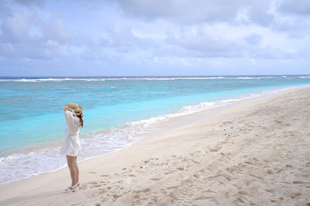 グアムビーチ リティディアンビーチ グアム観光