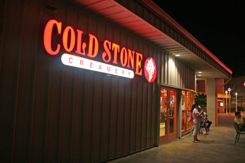 食べておいしい、見てて楽しい♪みんな大好き「COLD STONE」