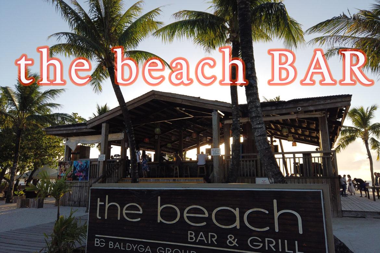 グアムでサンセットを見に!やっぱり「the beachビーチバー」に来ちゃいました♪