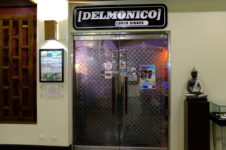 控えめに言って激ウマ♡一度「デルモニコ」で食べたら他のステーキは食べられない!