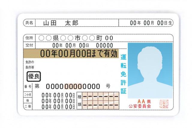 グアムレンタカー グアム日産レンタカー 運転免許証