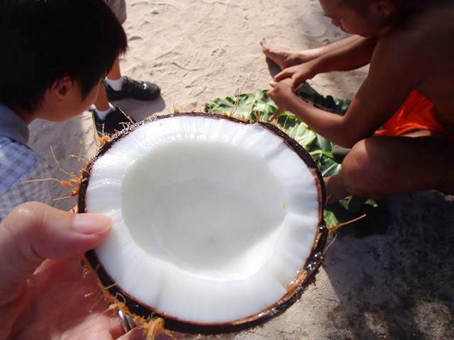 グアムお土産 マリカイ石鹸 ココナッツ石鹸