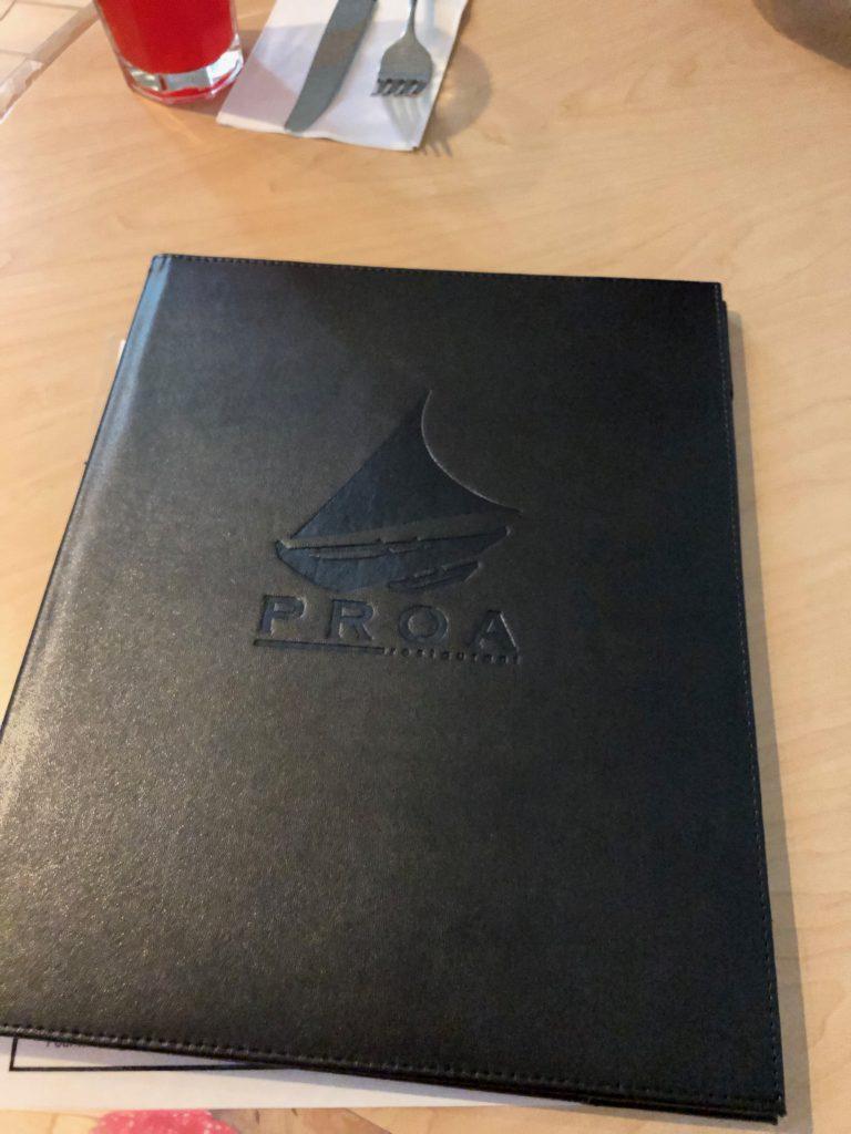 グアムレストラン チャモロ料理 プロア