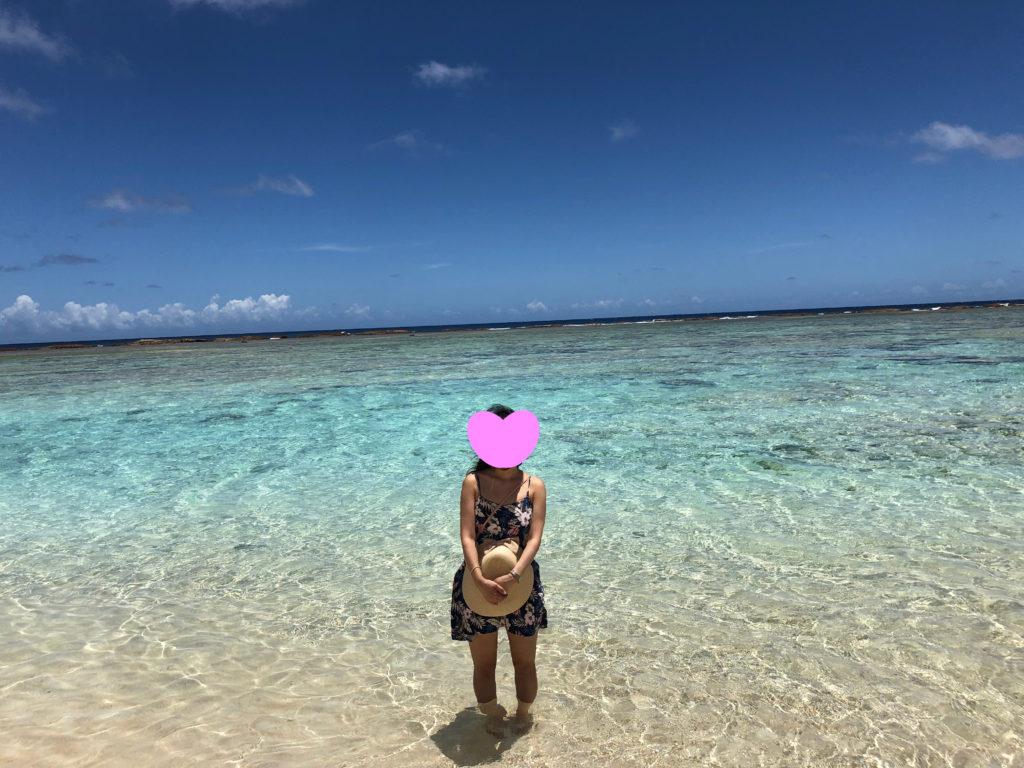 グアム旅行 グアムドライブ リティディアンビーチ